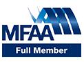 MFAA Full Member Logo
