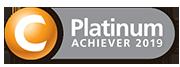 Platinum Achiever Logo
